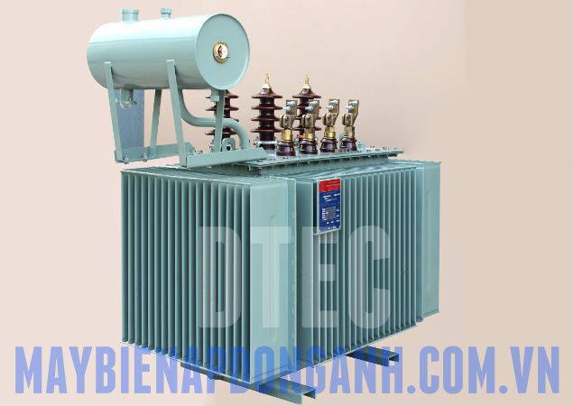 Máy biến áp Đông Anh DTEC 2000KVA 22/0.4KV